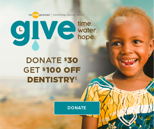 Donate $30, Get $100 Off Dentistry - Dentists of Savage